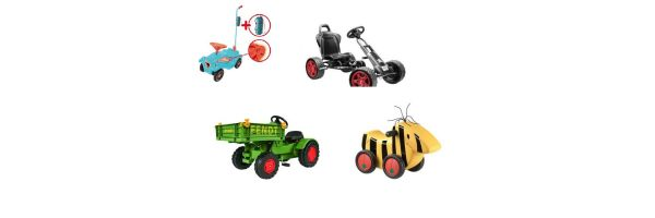 Kinderfahrzeuge Ersatzteile Zubehör
