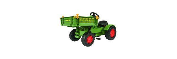 Ersatzteile für Traktoren und Anhänger