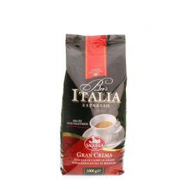 Saquella Espresso Bar Italia Gran Crema 1 Kg ganze Bohne