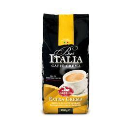 Saquella Espresso Bar Italia Extra Crema 1 Kg ganze Bohne