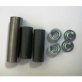 Big Reifenmontagematerial Hutclips 10 mm , Abstandshülsen für Big Bobby Car, Quad  und Big Traktoren
