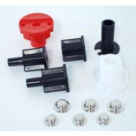 Rolly Toys Montagebeutel Kleinteile für Luftbereifung