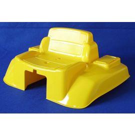 Rolly Toys Schutzblech mit Sitz gelb rollyJunior