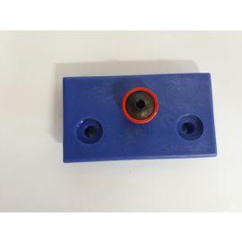 Lascal Frontplatte für KiddyBoard blau