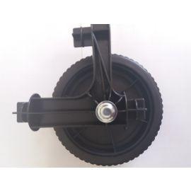 Ferbedo Ersatzrad mit Achsschenkel rechts für alle Truck Rutscher