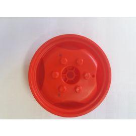 Big Felge vorne für Big Traktoren Vorderradblende (Spielzeug - Ersatzteil - Zubehör) Eicher rot