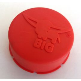 Big Radkappe für Felgen rot für Big Linde Gabelstapler (Spielzeug)
