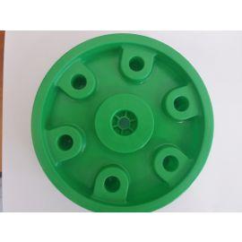 Big Felge vorne für alle Big Traktoren (Spielzeug - Ersatzteil - Zubehör) grün