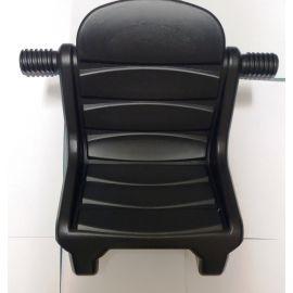Big Linde Gabelstapler Sitz einzeln