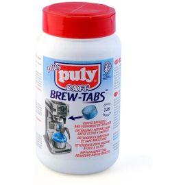 Puly Caff 120 Tabletten a 4 g  für die Reinigung für Kaffeemaschinen, Kannen, Karaffen, Becher