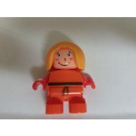 Big Figur Ylvie aus Waterplay oder einfach so zum Spielen verbaubar mit bekannten Spielsteinen