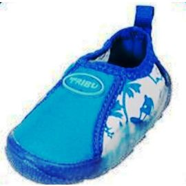 Freds Aqua Schuhe in blau gr. 28 hoher Tragekomfort  Innenschuhlänge 177 mm