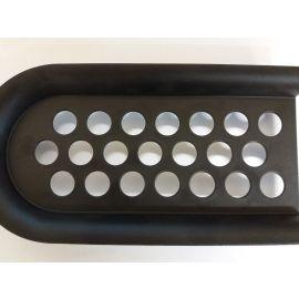 Kettler70121278  Kühlergrilleinsatz schwarz