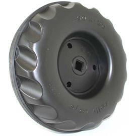 Rolly Toys Hinterrad 390 x150 mm - Vierkantmitnehmer mit Laufreifen für Rolly X-Trac