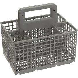 Besteckkorb für Geschirrspülmaschine passend für Bauknecht Whirlpool Hotpoint Indesit Kitschen Aid 220 x200 x165 mm