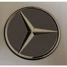 Rolly Toys Aufkleber  Logo Mercedes Unimog Mercedes
