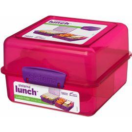Sistema 31735 Lunch-Box 145 x 150 mm 1,4 L rot