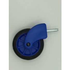 Lascal 91233 Rad blau für Kiddy Board und Buggy Board