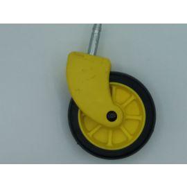 Lascal 91234 Rad gelb für Kiddy Board und Buggy Board