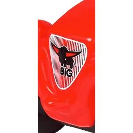 Big Bobby Car Classic Stickers Aufkleber 10 Stück Büffellogo groß