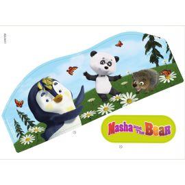 Smoby Ersatzteil AAL3617 Aufkleber Sticker Mascha  für Smoby Rutschen, Spielhäuser und Spielcenter