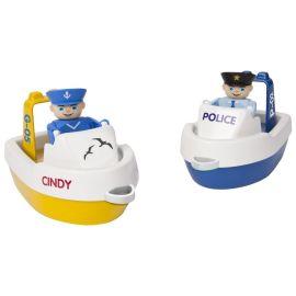 Big 55106 - Waterplay Boat Set