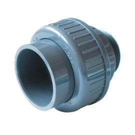 SCP Verschraubungen mit O-Ring abdichtend d = 50 mm 1,5 Zoll