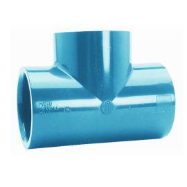 SCP PVC T-Stück mit Klebemuffen d = 50 mm