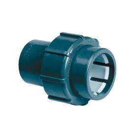 SCP PVC Übergangsverschraubung Klemm d=50 mm 71737