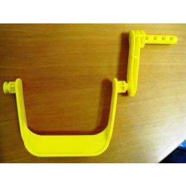 Big Waterplay Ersatzteile Wasserrad Paddel Kurbel groß [Spielzeug]