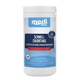 Medipool 504601MP Schnell-ChlorTabs, 1 kg