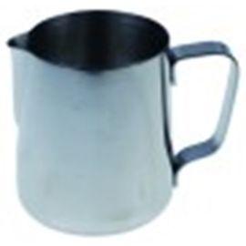 Aufschäumkännchen Milchkanne ohne Deckel Kapazität 0,6 l Edelstahl