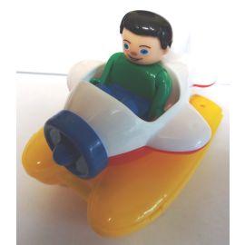 Big Waterplay Ersatzteile Wasser Flugzeug mit Männchen