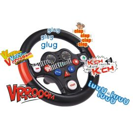 BIG 56487 Racing Sound Wheel - Soundlenkrad