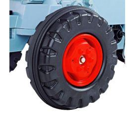 Big Vorderrad Ersatzrad mit Felge rot und Laufring  für Big Traktoren Eicher Diesel und Fendt