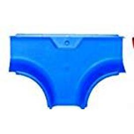 Aquaplay - T-Stück blau einzeln