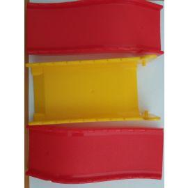 Aquaplay Megabrücke rot/gelb Ersatzteil