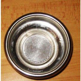 Kaffeesieb d = 66 mm Einbau d = 57  mm H = 25 mm f. 2 Tasse für La San Marco