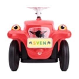 BIG 800056486 Bobby-Car Mein Nummernschild, frei gestaltbar und Big Führerschein